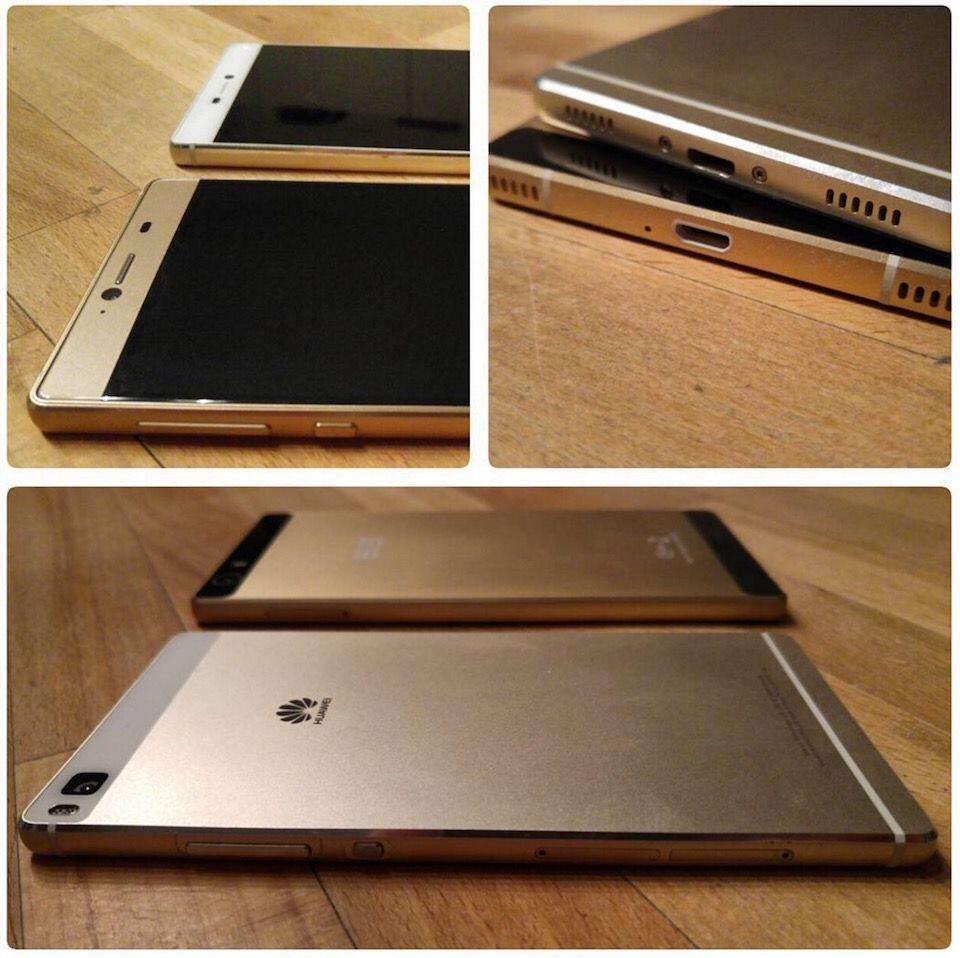 Huawei P8 Elephone M2