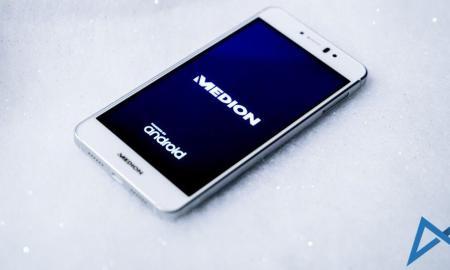 Medion X5020 Header