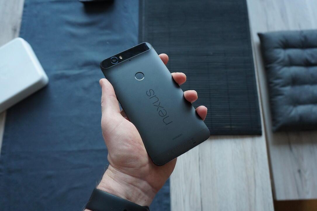Nexus 6P Unboxing7