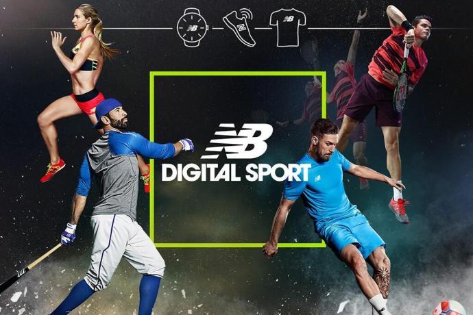 New Balance Digital Sport