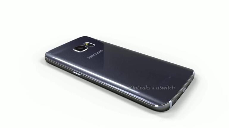 Samsung Galaxy S7 Render2