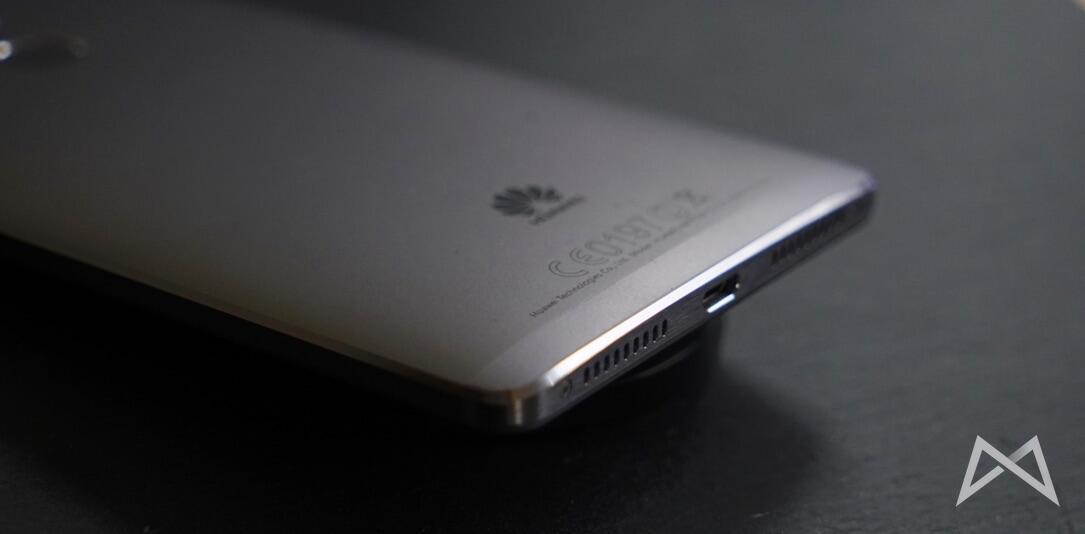 Huawei Mate 8 Lautsprecher