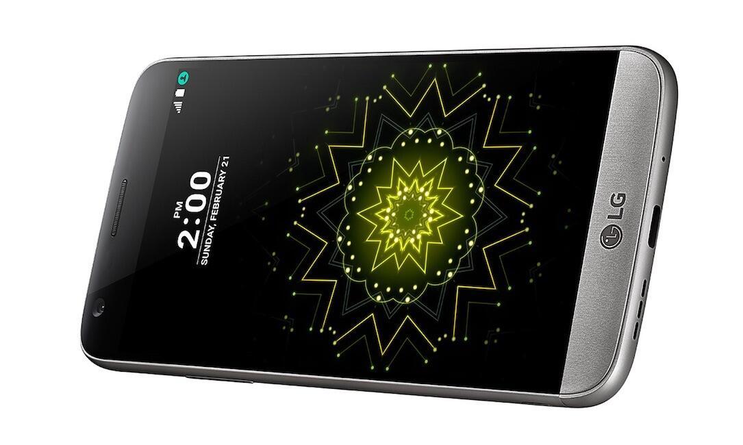 LG G5 Seite