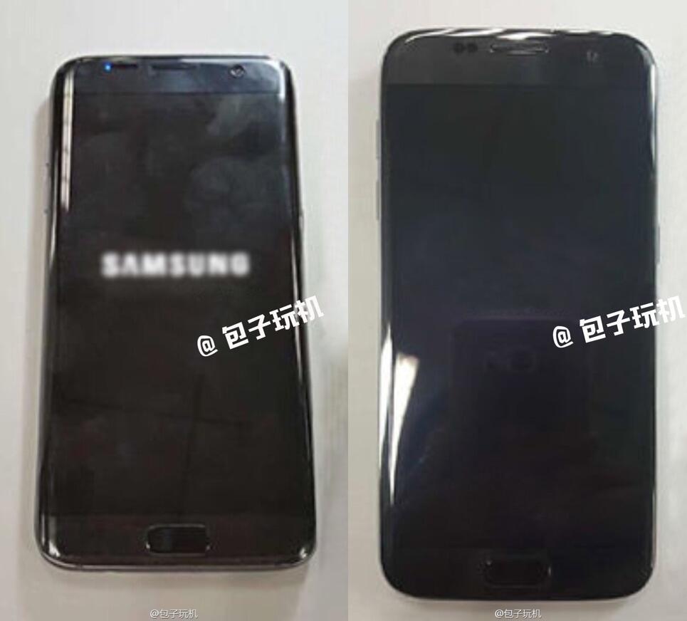 Samsung Galaxy S7 Edge Leak