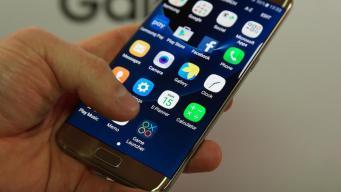 Samsung Galaxy S7 Edge MWC1
