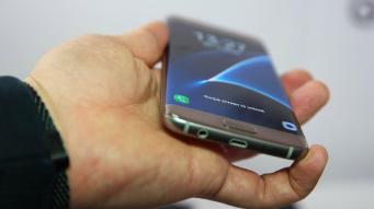 Samsung Galaxy S7 Edge MWC2
