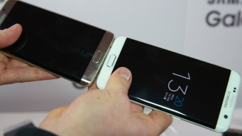 Samsung Galaxy S7 Edge MWC4