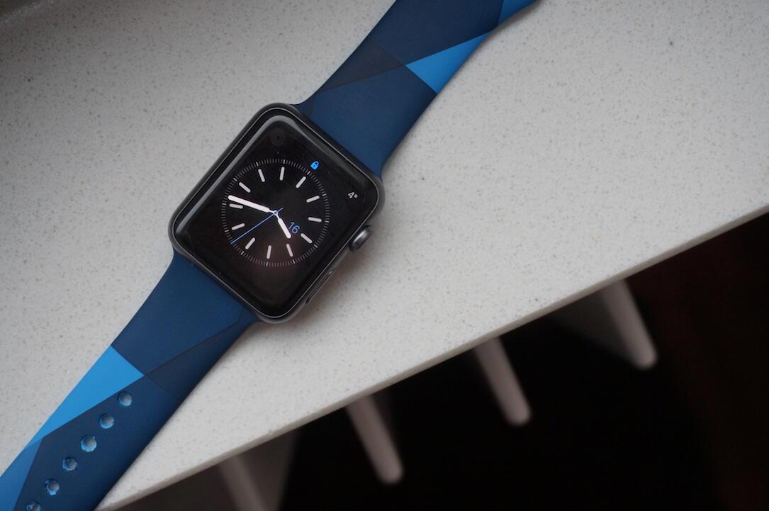 WRBLS: Apple Watch-Bänder von Kickstarter-Kampagne erhältlich (+ Gewinnspiel)