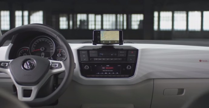 vw app navi up