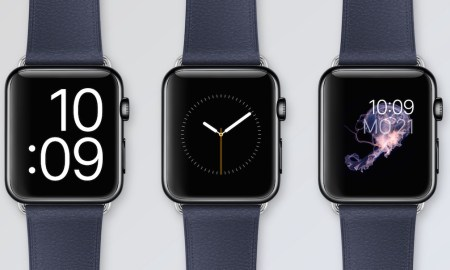 Apple Watch Galerie