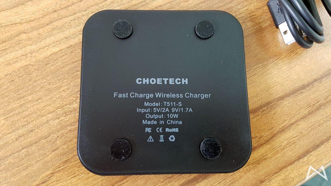 Choetech fast wireless charging QI 20160315_102744