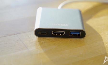 Choetech usb typ-c adapter