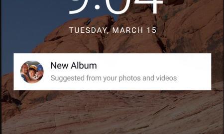 Google Fotos smarte Alben