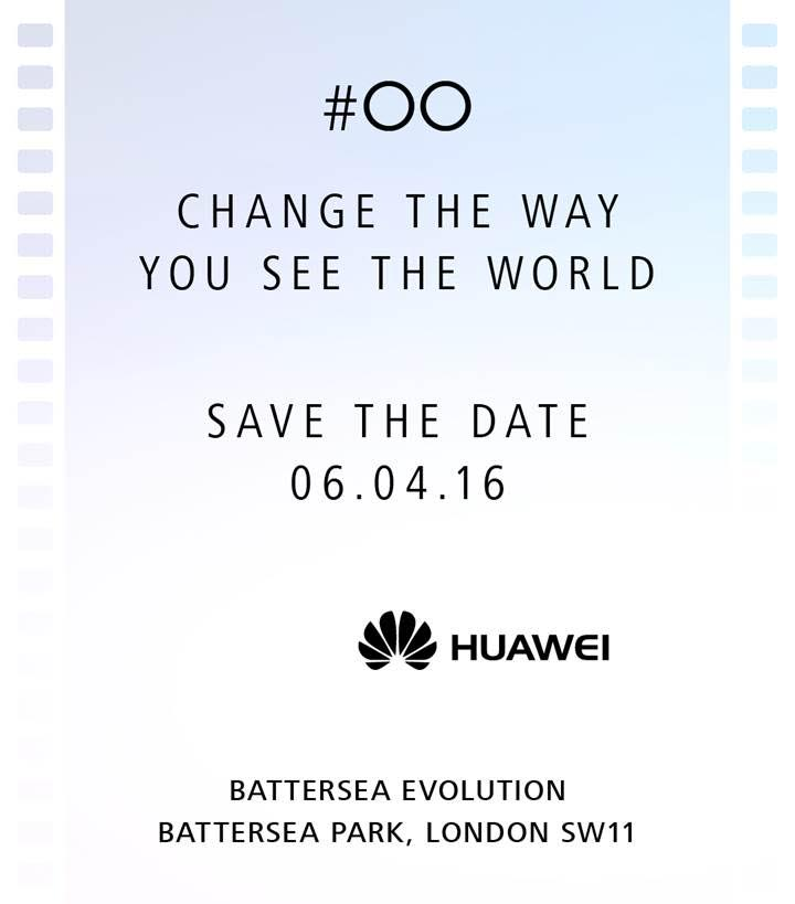 Huawei Einladung