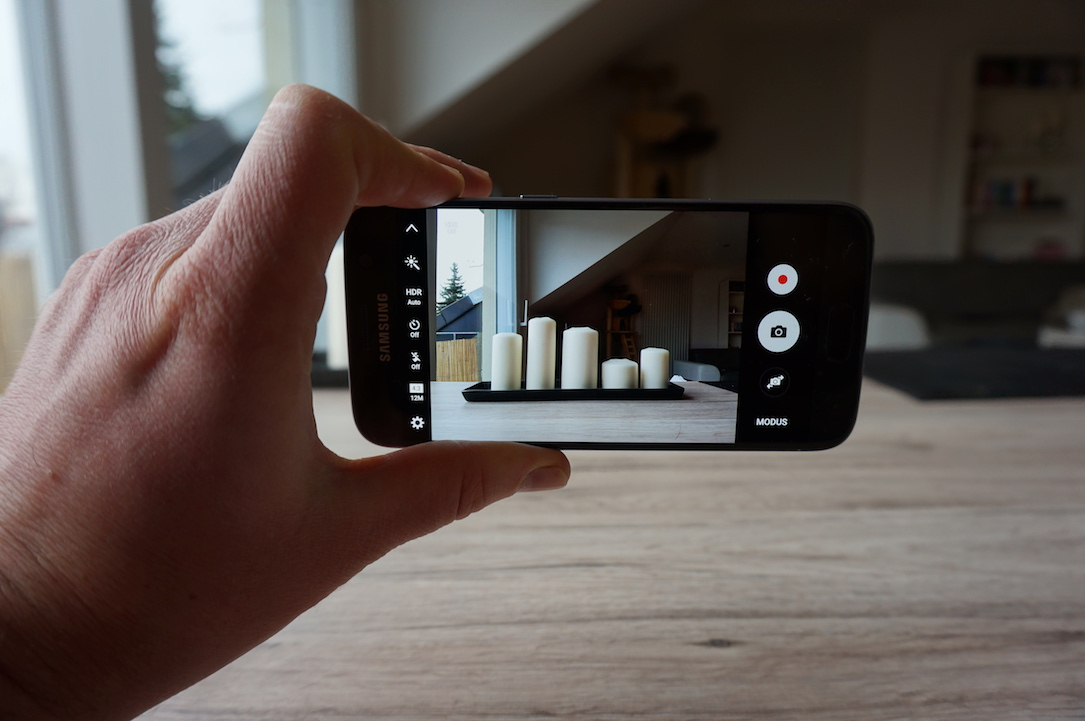 Samsung Galaxy S7 Test7