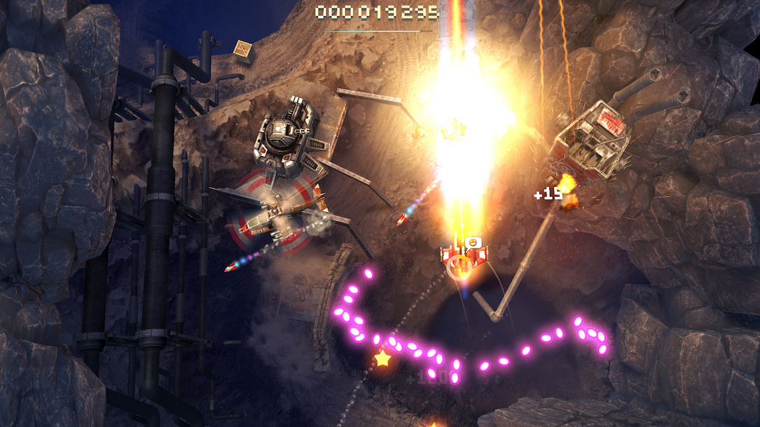 Sky Force Reloaded Remake Screens2
