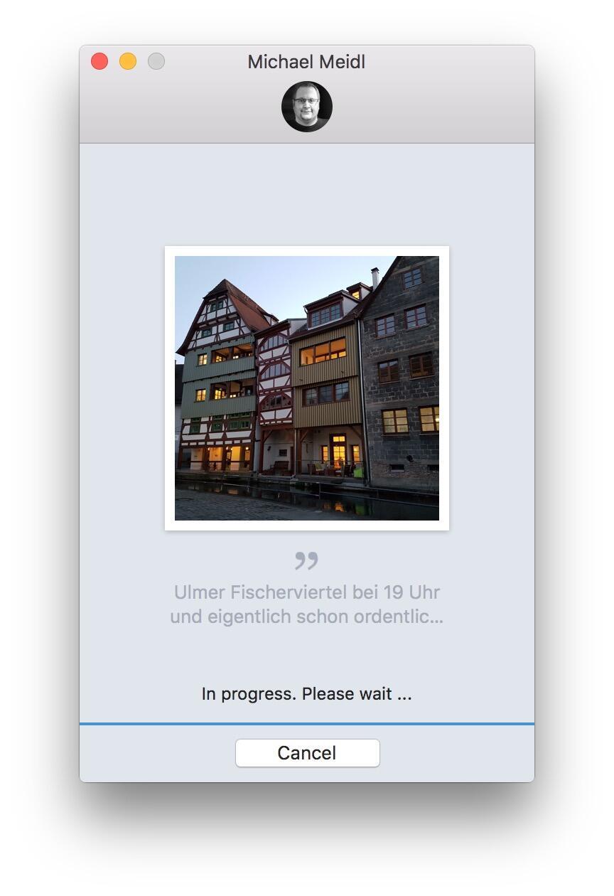 Uplet für OS X lässt euch mehrere Fotos zu Instagram hochladen