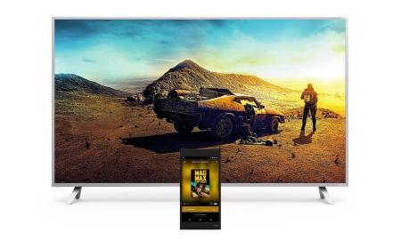 Vizio Smart TV Header