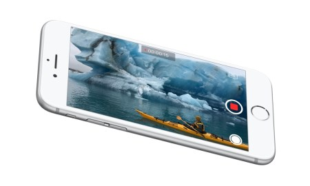 iPhone 6s Kamera Video