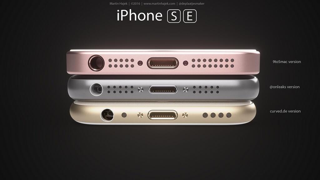 iPhone SE Konzept1