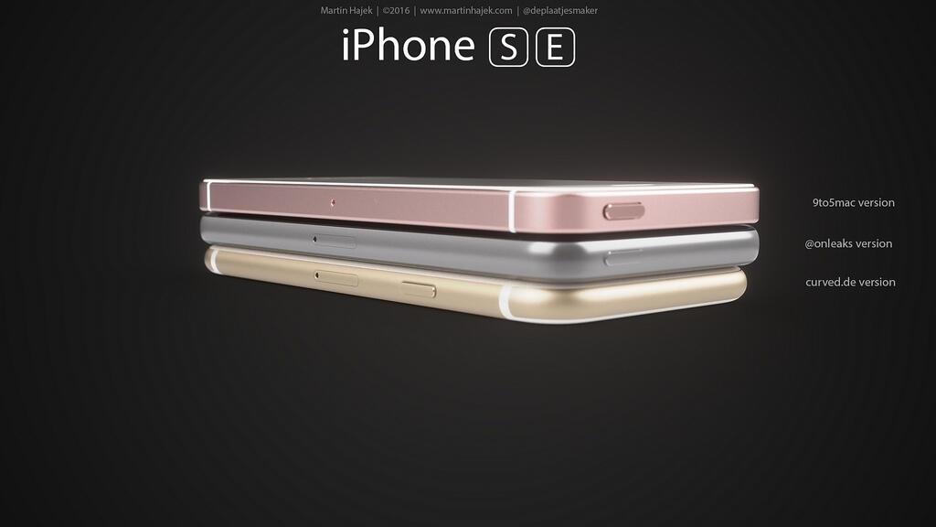 iPhone SE Konzept2