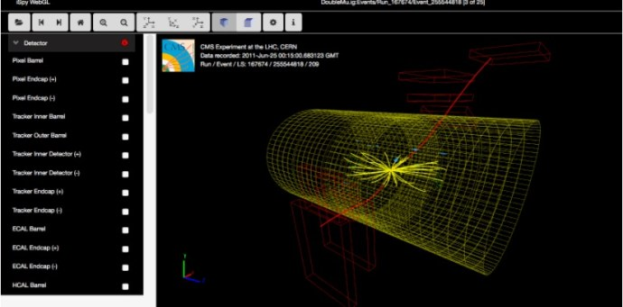 CERN_experiment_demo