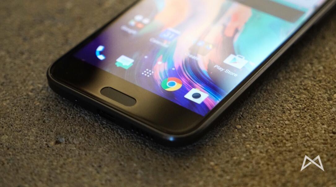 HTC 10 Fingerabdrucksensor _DSC3660