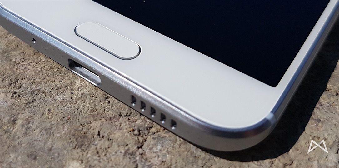 HTC 10 Fingerabdrucksensor
