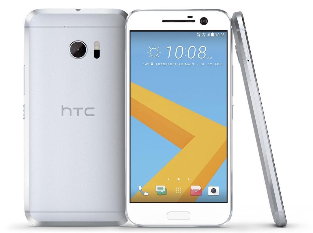 HTC 10 Glacier Silver