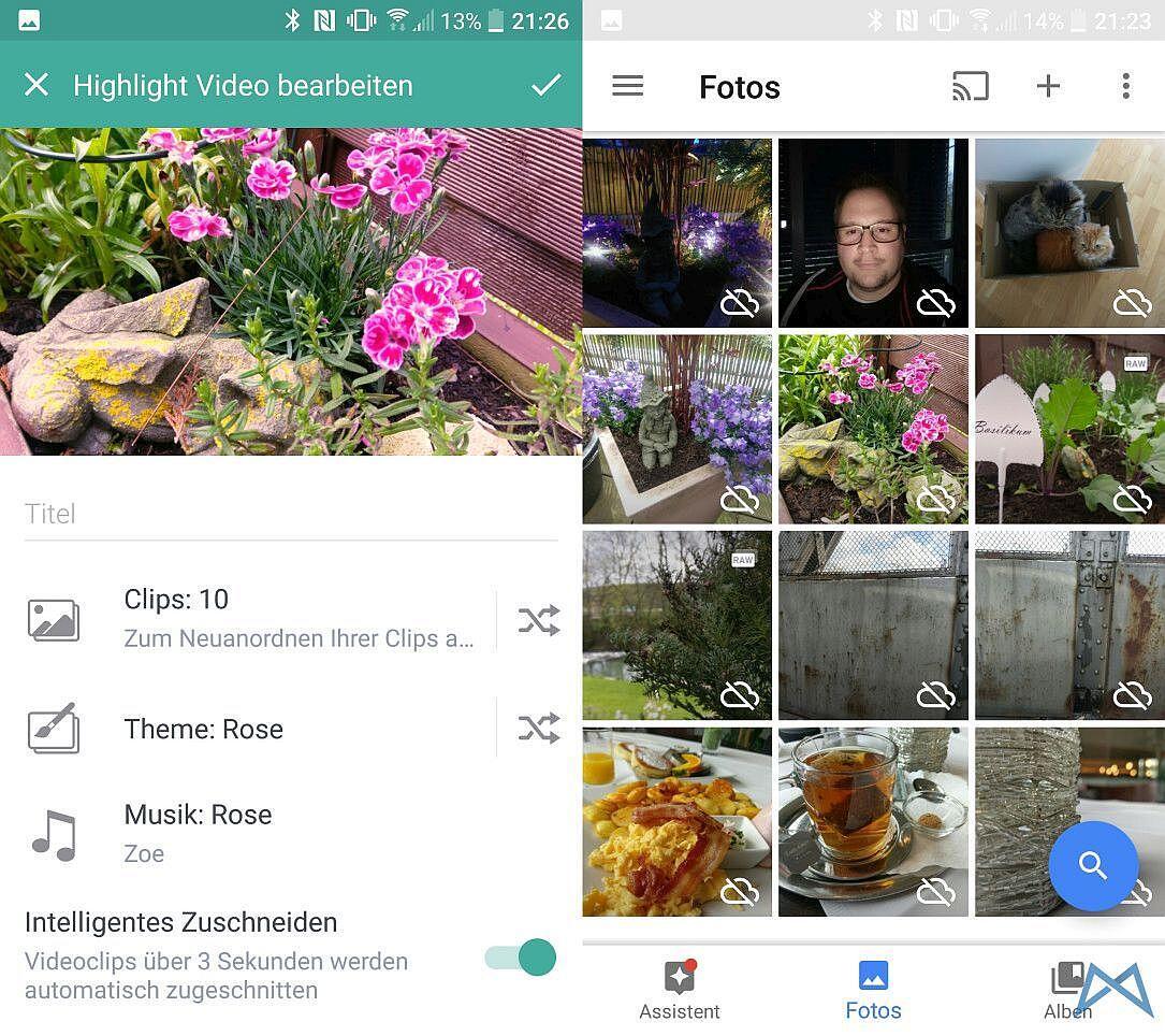 HTC 10 ZOE und Fotos