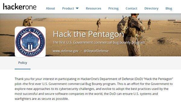 HackThePentagon