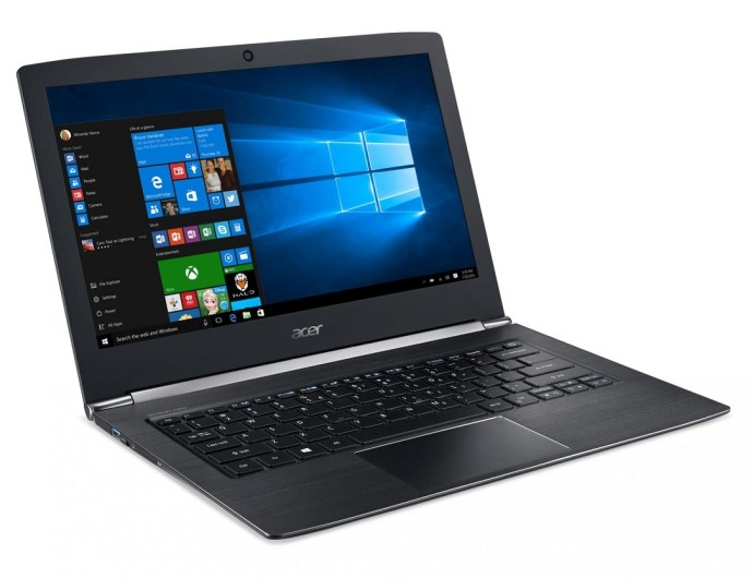 acer aspire s 13 front