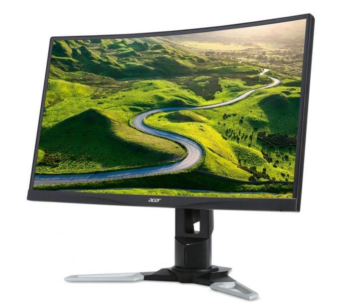 acer xz1 monitor