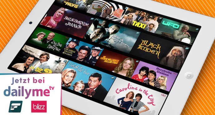 Neue Inhalte / dailyme TV