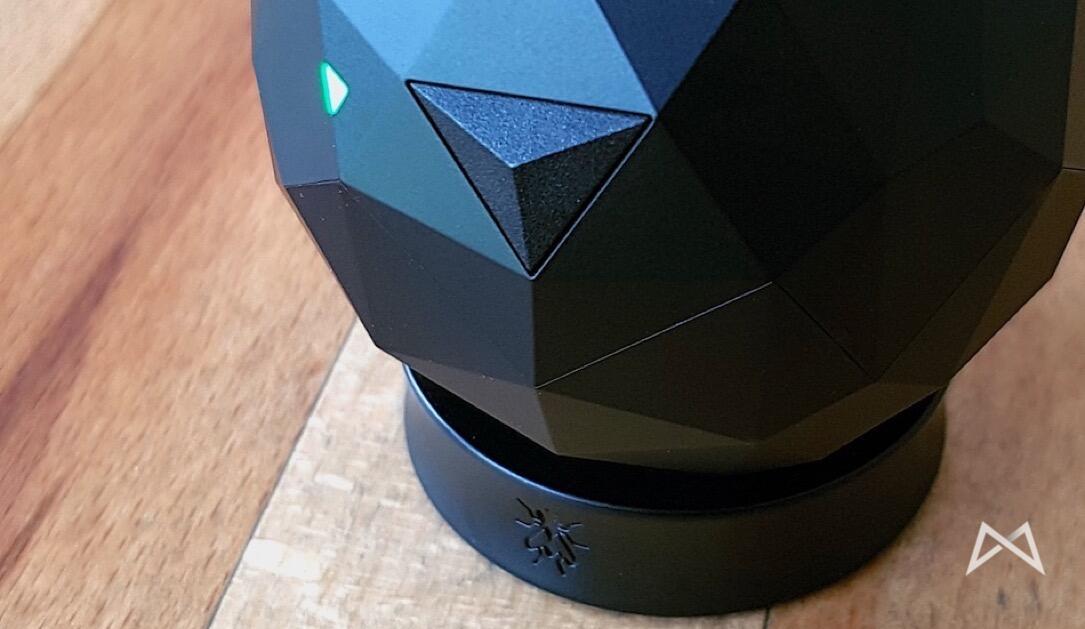360fly Button Light