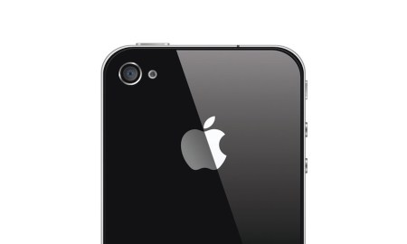 Apple iPhone 4 Glas Header