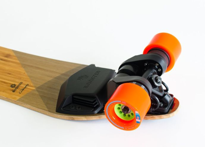 Boosted Board 2 Rückseite