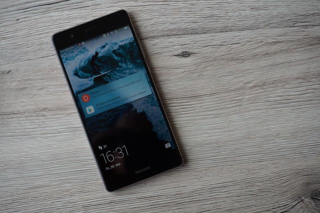 Huawei P9 Testbericht9