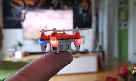 Mini Quadrocopter mobilefun