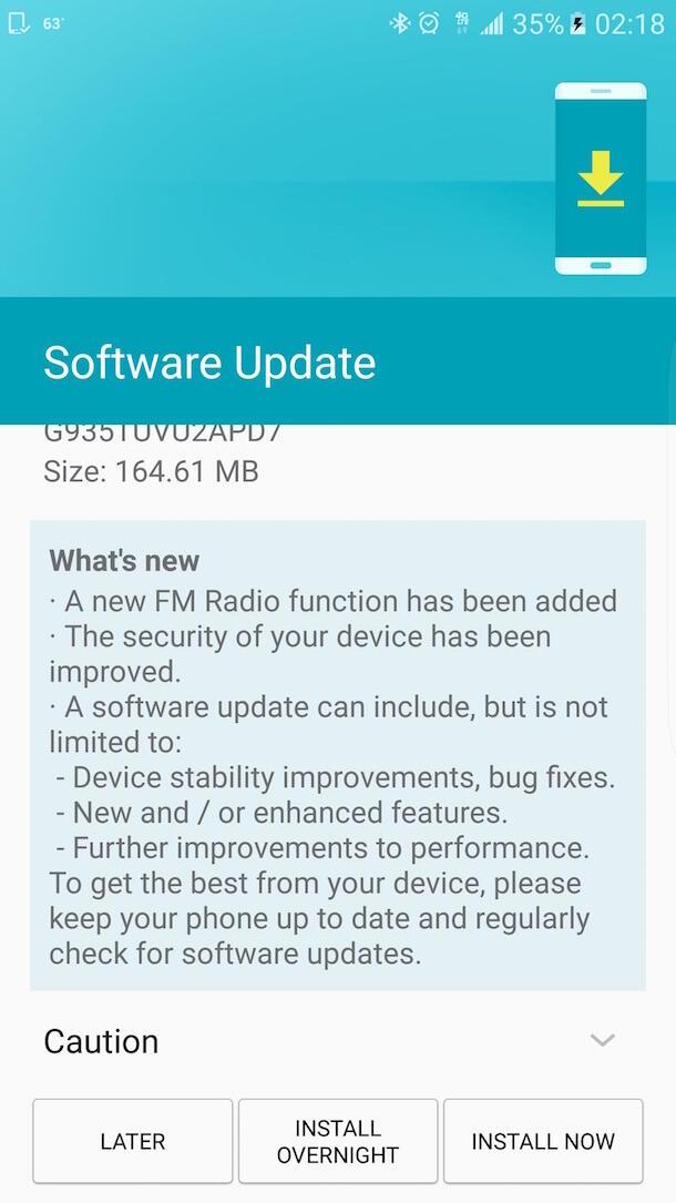 Samsung FM Radio