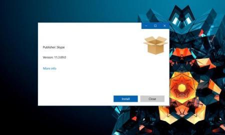 desktop app installer