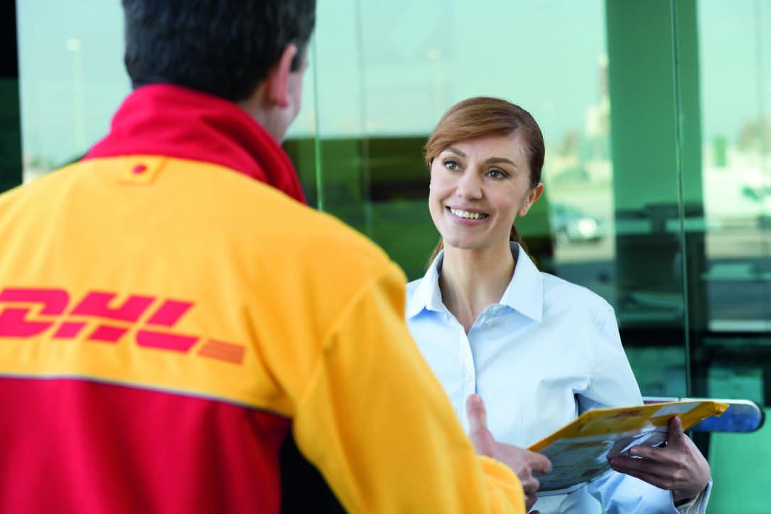 DHL startet ganztägige Wunschzeit-Lieferung