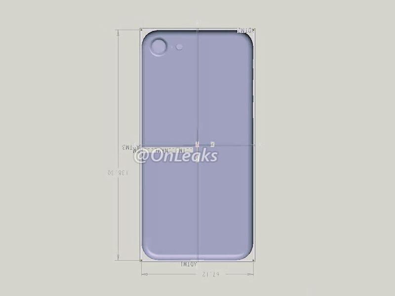 iPhone 7 Dimensionen