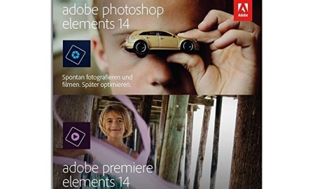 Adobe Photoshop Elements 14 und Premiere Elements 14