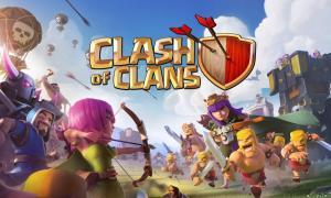 Clash of Clans Header