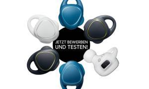 Samsung Gear IconX Tester