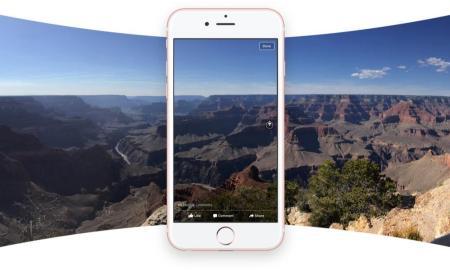 facebook 360 grad foto