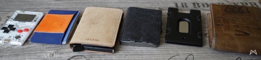 iclip secrid wallum wallets