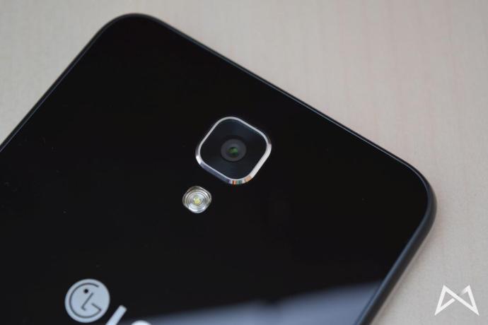 lg x screen kamera