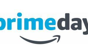 Amazon Prime Day Logo Header